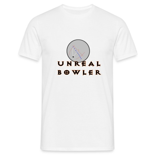 Unreal Bowler - Miesten t-paita