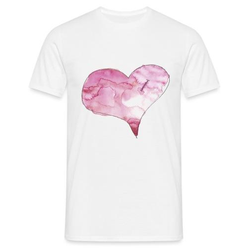 Wir haben euch lieb - Männer T-Shirt