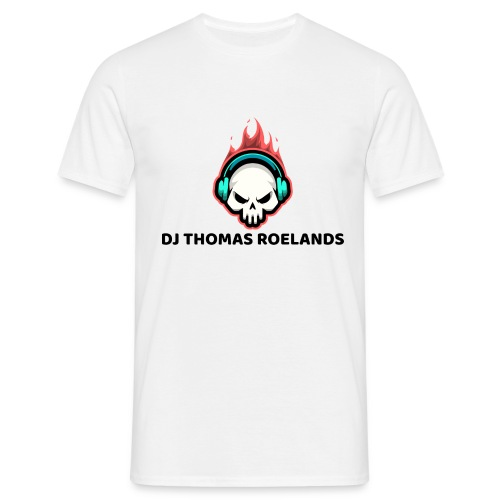 DJ THOMAS ROELANDS - Mannen T-shirt