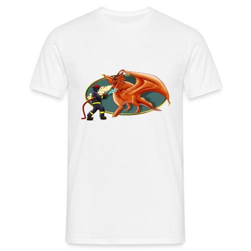 drachenfeuerwehr - Männer T-Shirt