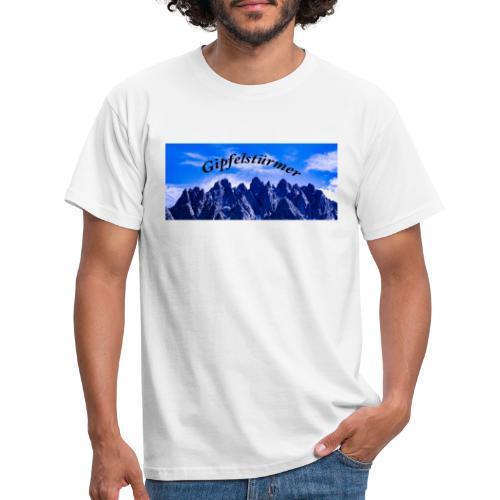 Dolomitenpanorama - Männer T-Shirt