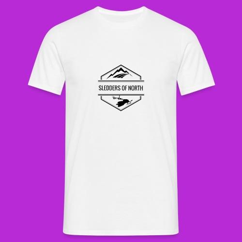 Water bottle - Men's T-Shirt