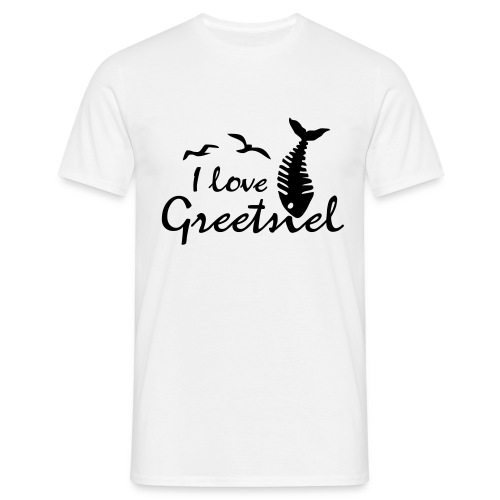 Greetsiel - Männer T-Shirt