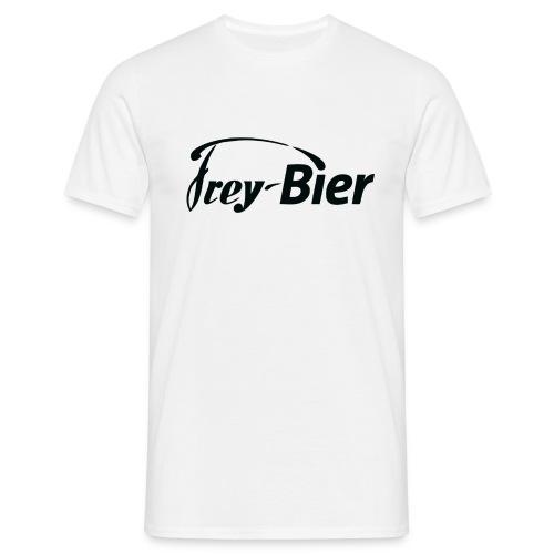 logo druck rans gif - Männer T-Shirt