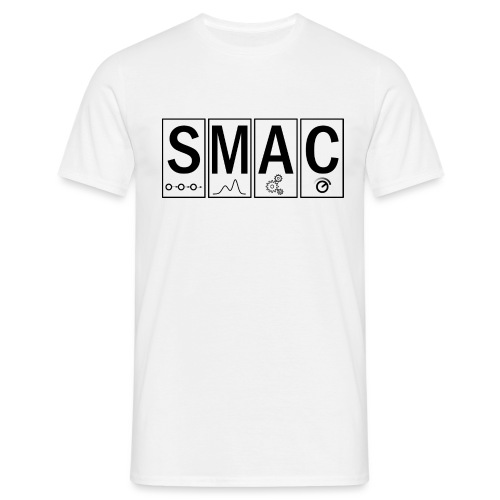 SMAC3_large - Men's T-Shirt