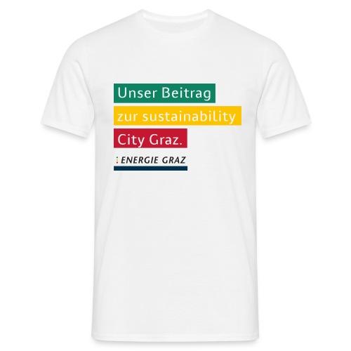 Energie Graz Vision - Männer T-Shirt