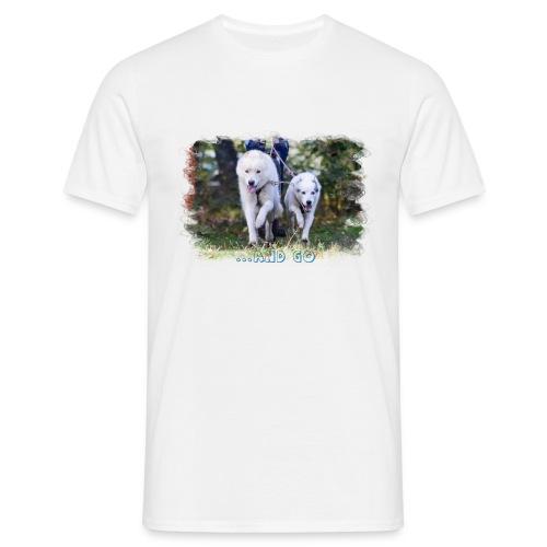 ...and Go - Männer T-Shirt