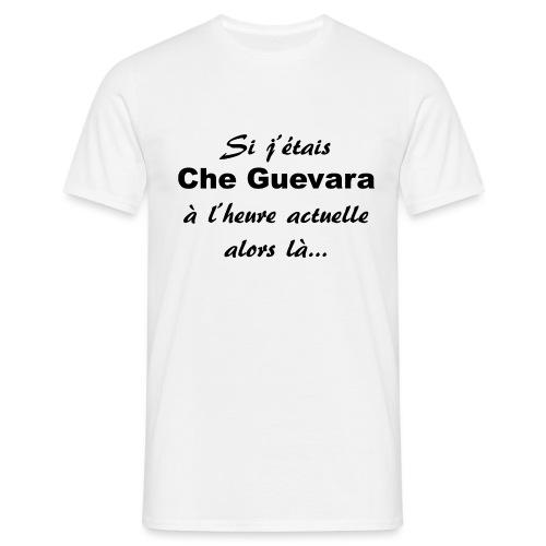 Revolution - T-shirt Homme