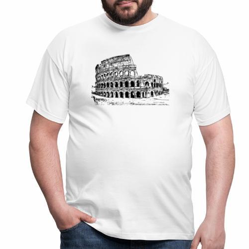 Kolosseum - Männer T-Shirt