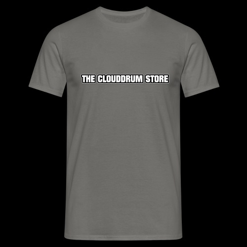 THE CLOUDDRUM STORE - Mannen T-shirt