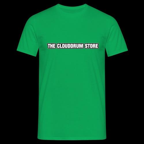 THE CLOUDDRUM STORE - Mannen T-shirt