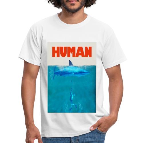 Endangered shark - Camiseta hombre