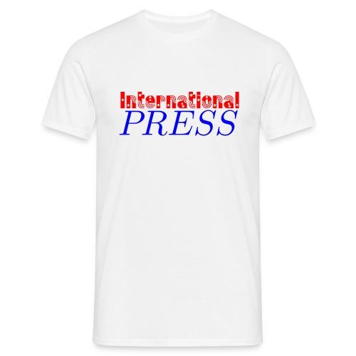 int_press-png - Maglietta da uomo