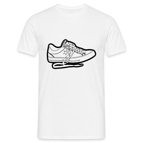 sneaker1 - T-shirt herr