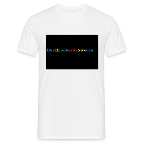 DualdnoobextraSwedens Mugg - T-shirt herr