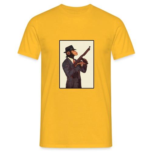 MAFIA MONKEY - Mannen T-shirt