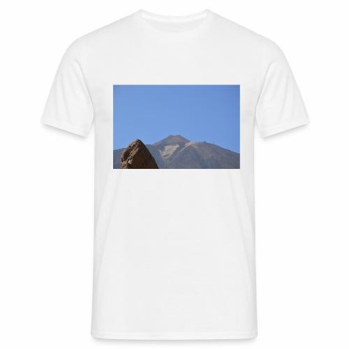 Teide - Teneriffa - Männer T-Shirt
