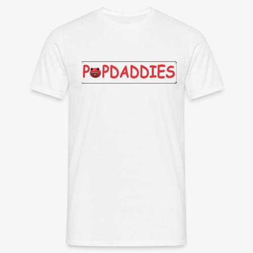 popdaddies - Mannen T-shirt