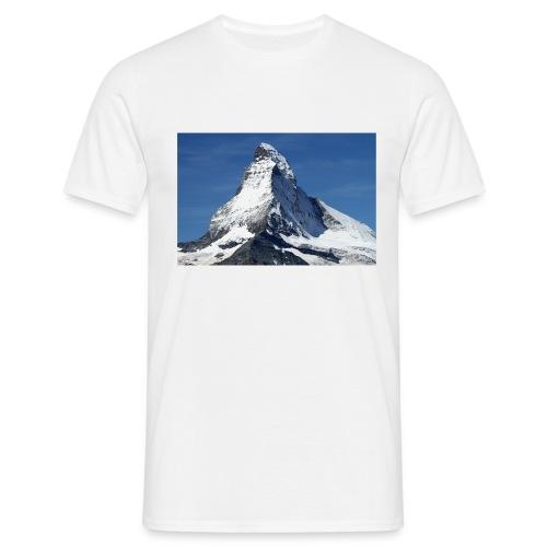 matterhorn 425134 1920 - Männer T-Shirt