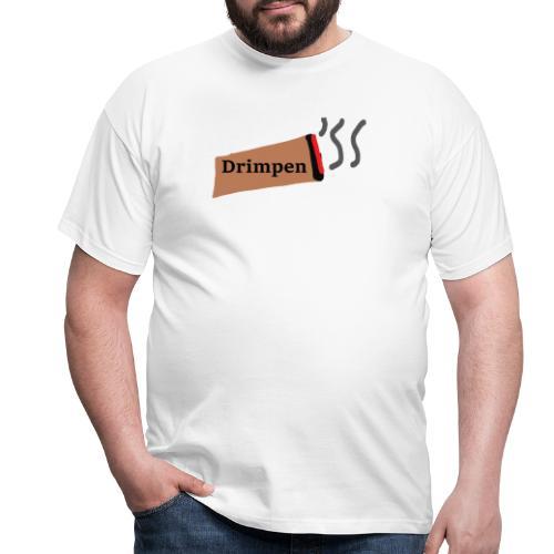 Uprökta drimpen - T-shirt herr