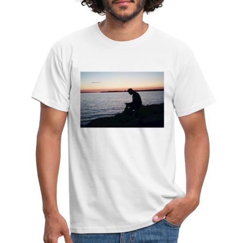 LonelyVibes - T-skjorte for menn