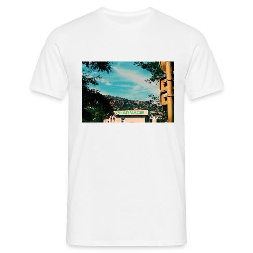 Pharmacie - T-shirt herr