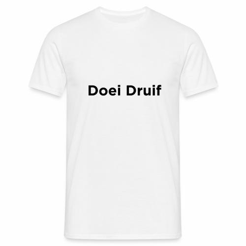 Doei Druif - Mannen T-shirt