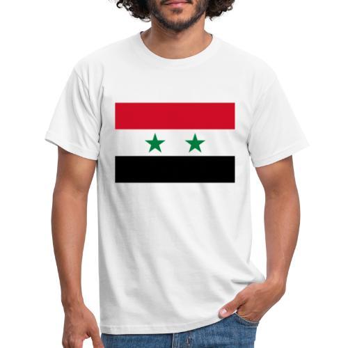syrien - Männer T-Shirt
