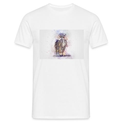 Lechuza Bird - Camiseta hombre