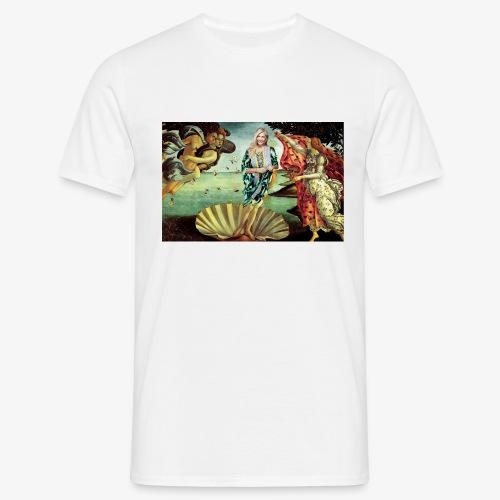 La Venier di Botticelli - Maglietta da uomo