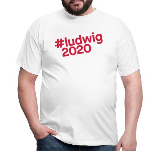 #ludwig2020 - Männer T-Shirt