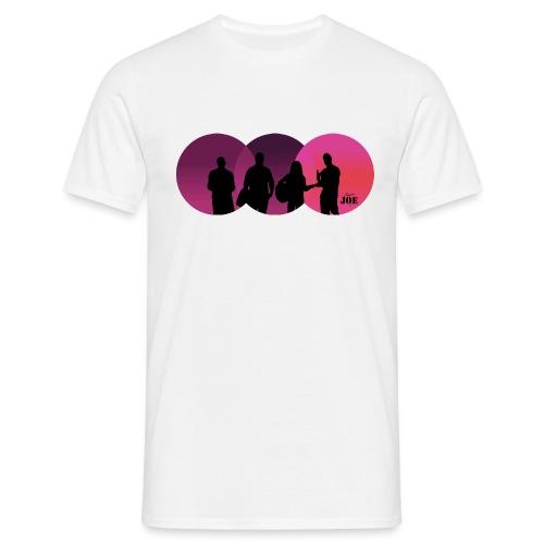 Motiv Cheerio Joe pink - Männer T-Shirt