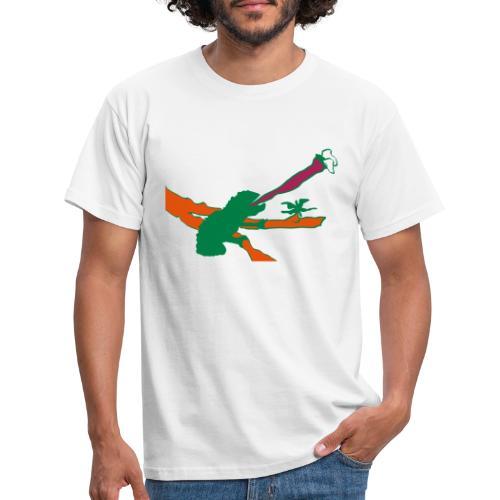 chameleon v1 - T-shirt herr