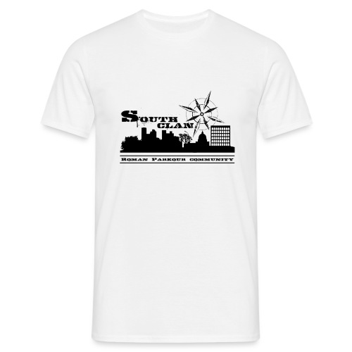 SOUTH CLAN CLASSIC - Maglietta da uomo