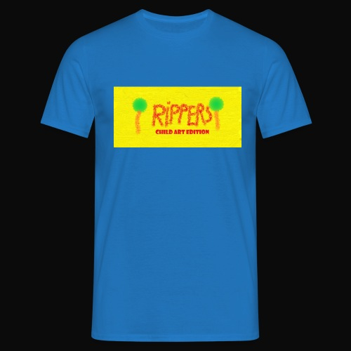 ripppers child edition - Mannen T-shirt