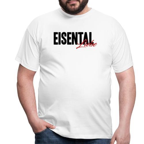 Eisental Liebe - Männer T-Shirt