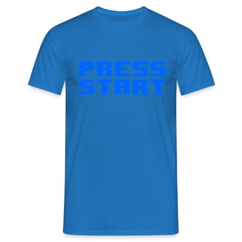 Press Start - Maglietta da uomo