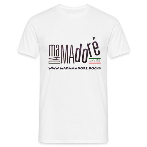 T-Shirt Premium - Donna - Logo Standard + Sito - Maglietta da uomo
