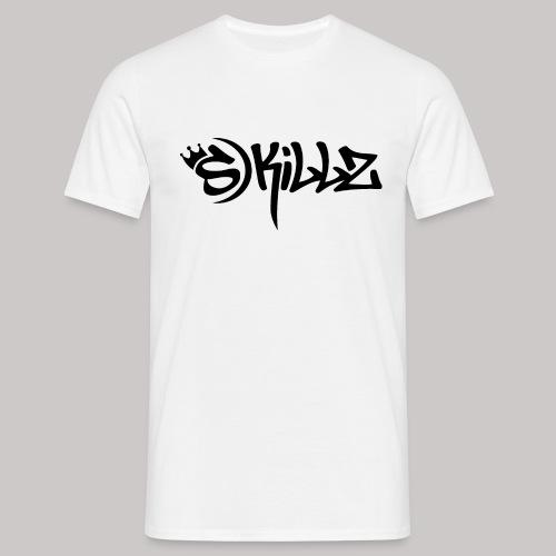 S Killz schwarz - Männer T-Shirt