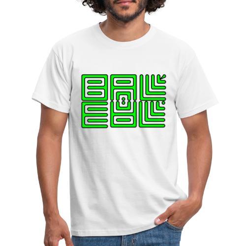 Wa-Dee-Ba Naked Lemon - T-shirt Homme