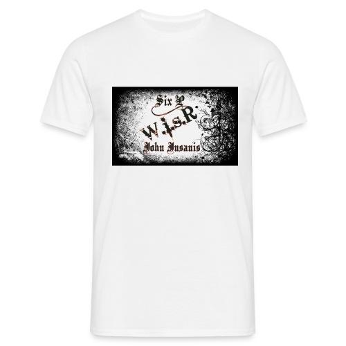 Six P & John Insanis WisR Huppari - Miesten t-paita