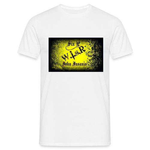 Six P & John Insanis Treenikassi - Miesten t-paita