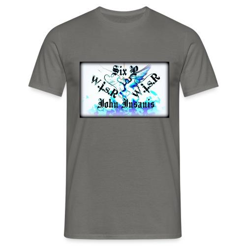 Six P&John Insains Deamon WisR - Miesten t-paita