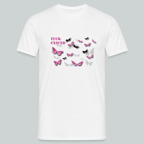 Till förmån för Bröstcancerfonden - T-shirt herr