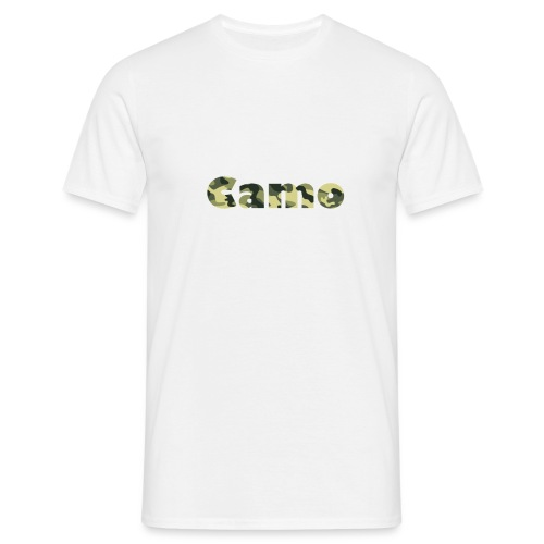 Camo Designs - Mannen T-shirt