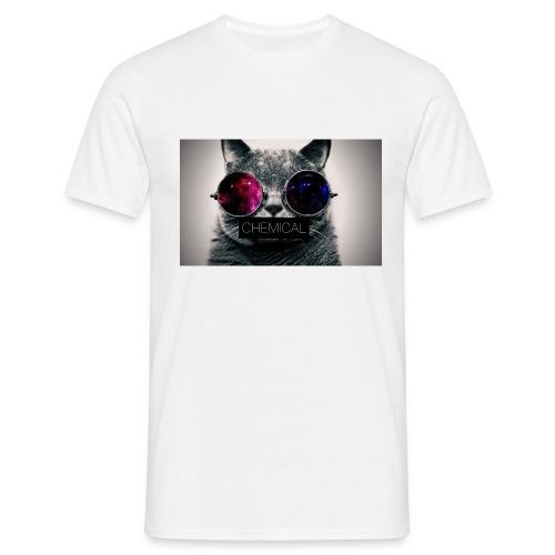 Cat - Maglietta da uomo