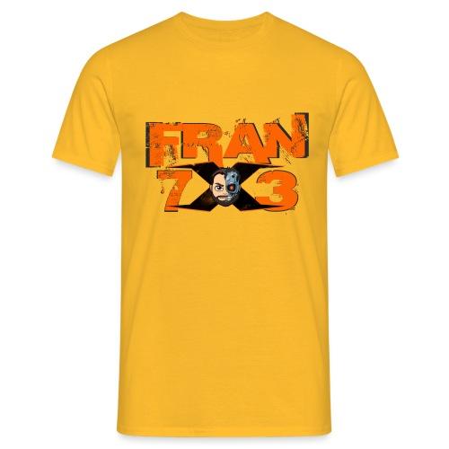 FranX73 Retro - Camiseta hombre