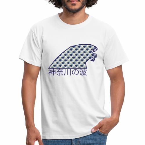 The Great Wave of Kanagawa - Men's T-Shirt