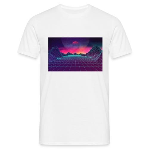 uiCXvbi - Männer T-Shirt