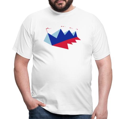 Mountink - Camiseta hombre